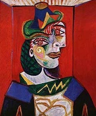 Picasso, Busto de Mulher