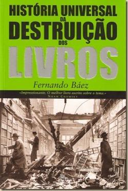 histooria destruição livros