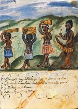 Ceremonial Procession, Kingdom of Kongo, 1670s Ezio Bassani, Un Cappuccino nell Africa