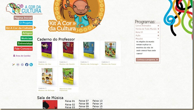 cor cultura site kit
