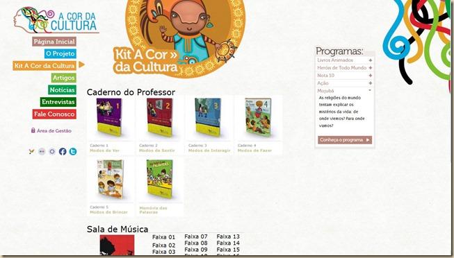 cor cultura site kit
