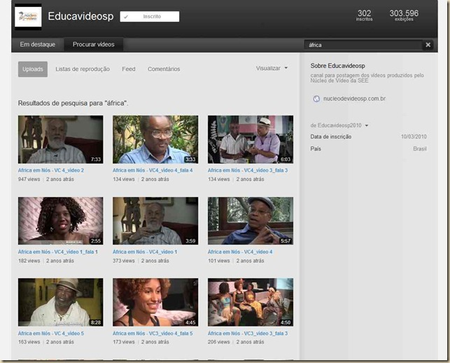 educavideos site