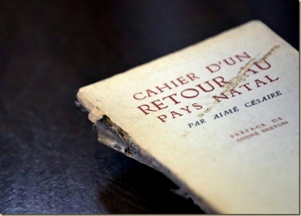 cahier edição velha