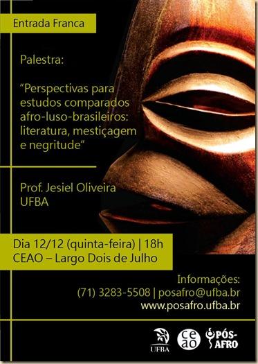 Palestra Jesiel CEAO 1212