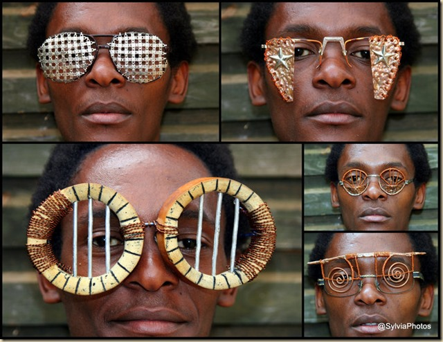 painel afro-oculos_Cyrus Kabiru (Quênia)