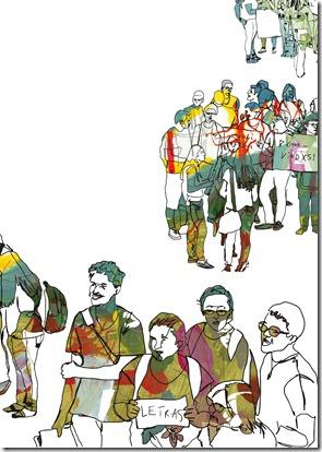 direitos humanos ilustração lucas braga